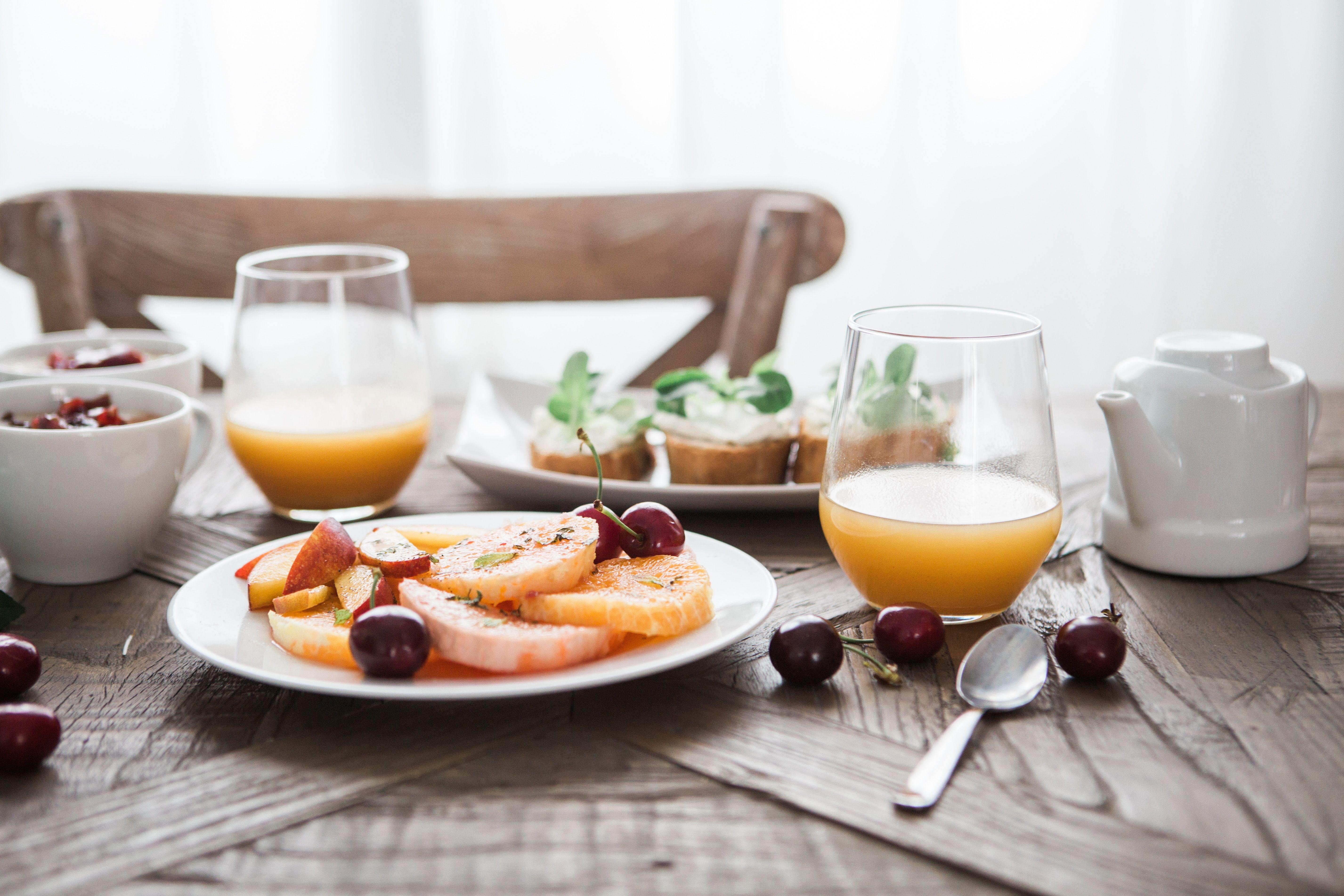 como acelerar el metabolismo para perder peso desayuno
