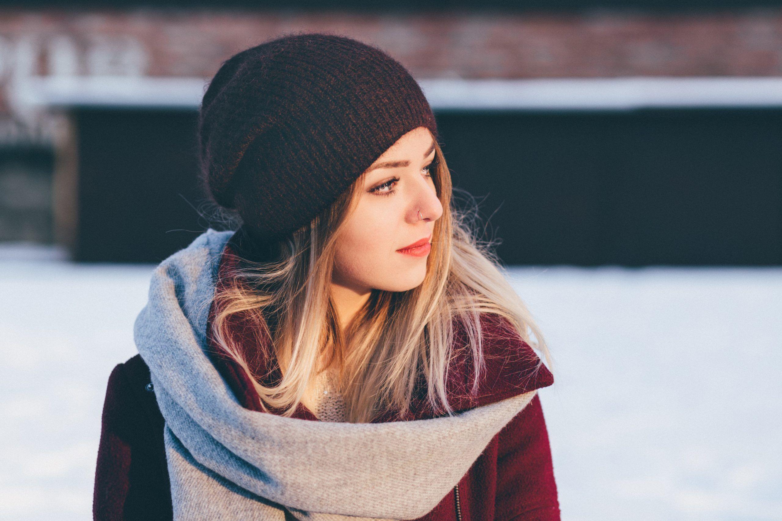malos hábitos piel no usar protección solar invierno