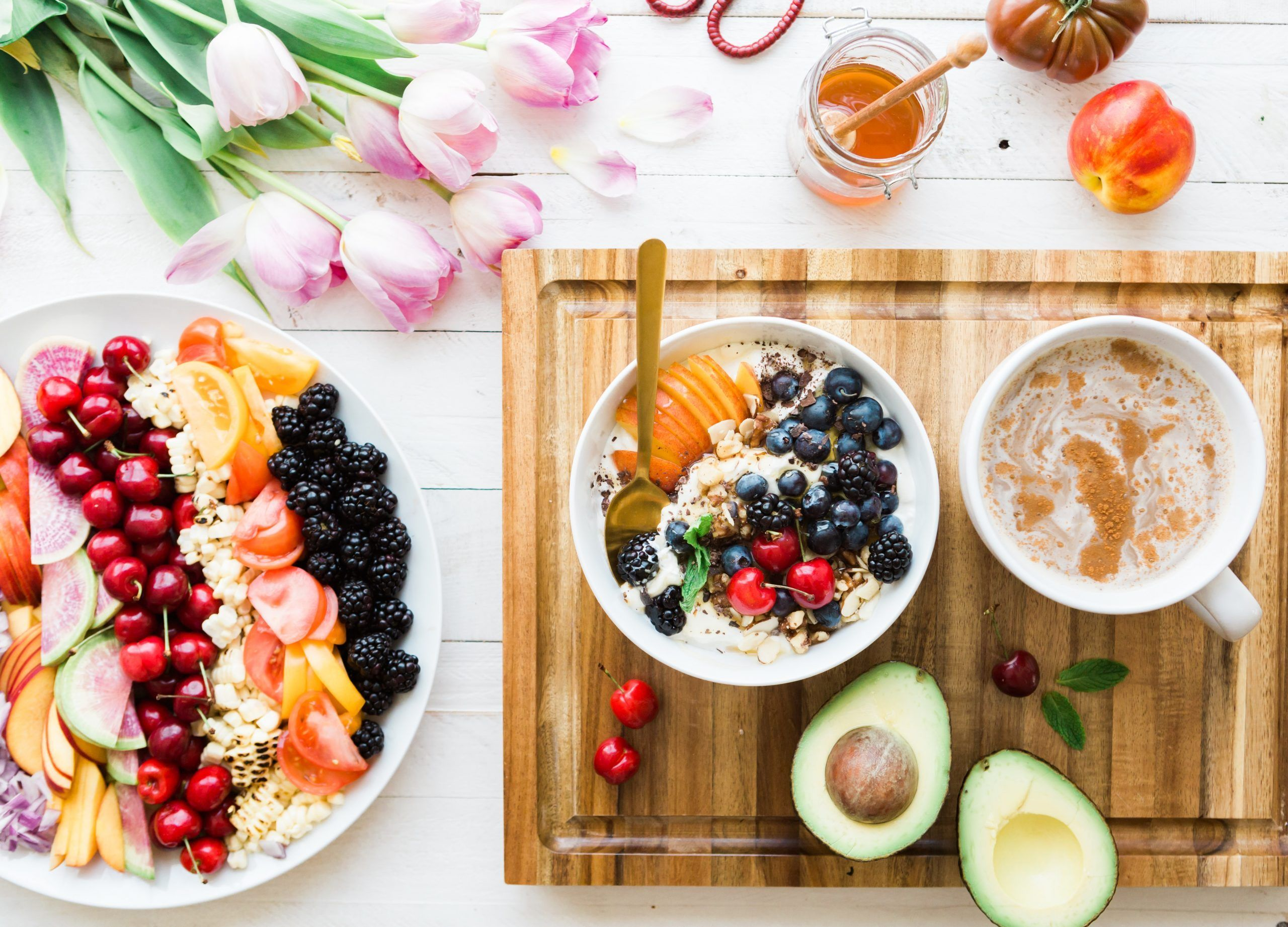 fruta embarazo