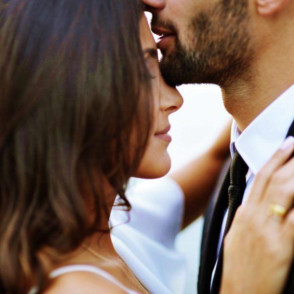pareja hombres más atractivos con barba