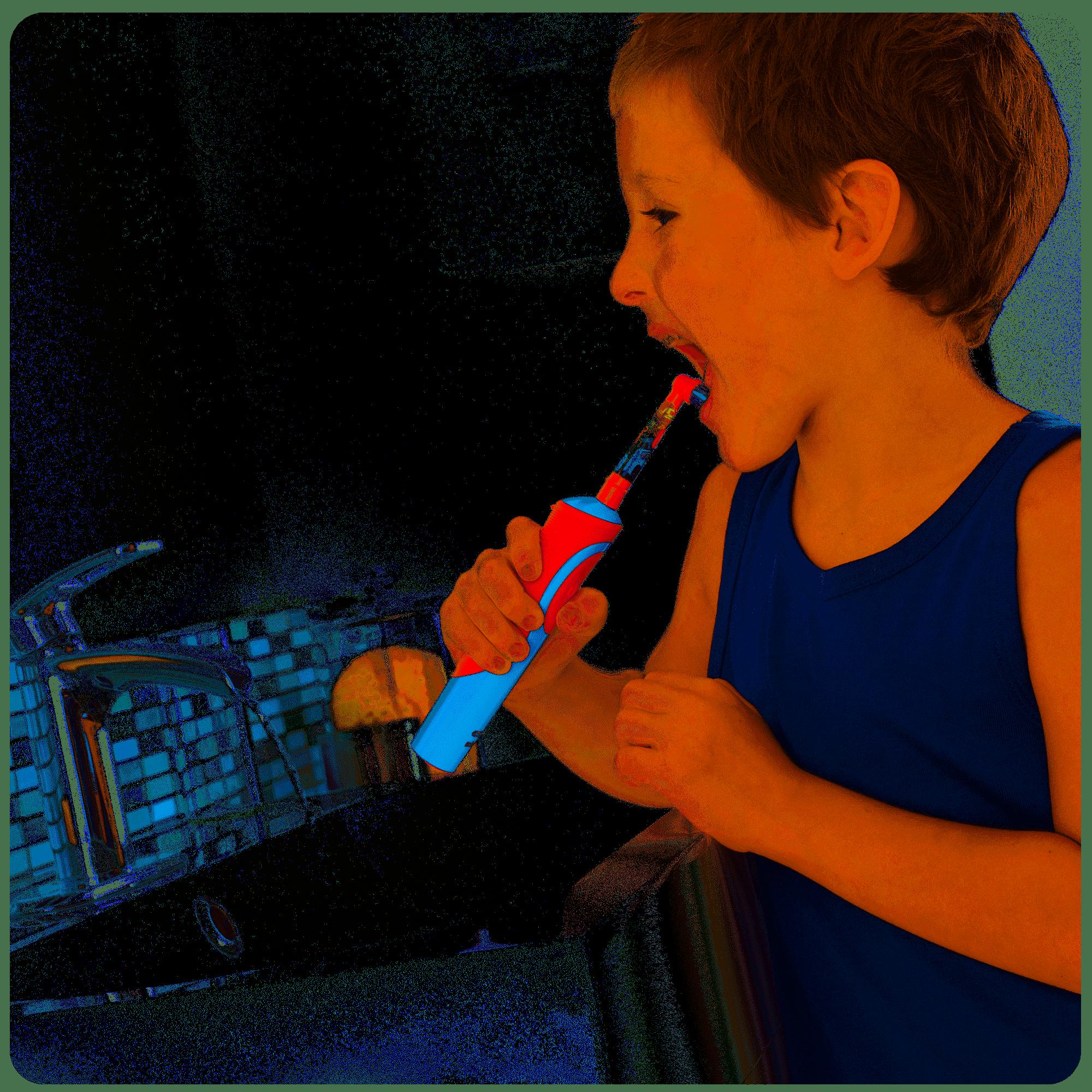 oral-b kids cuidar los dientes de los niños