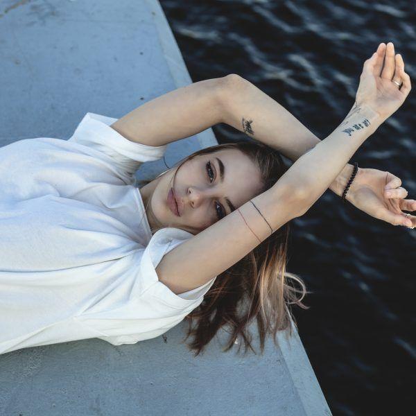usar retinol en verano mujer mar