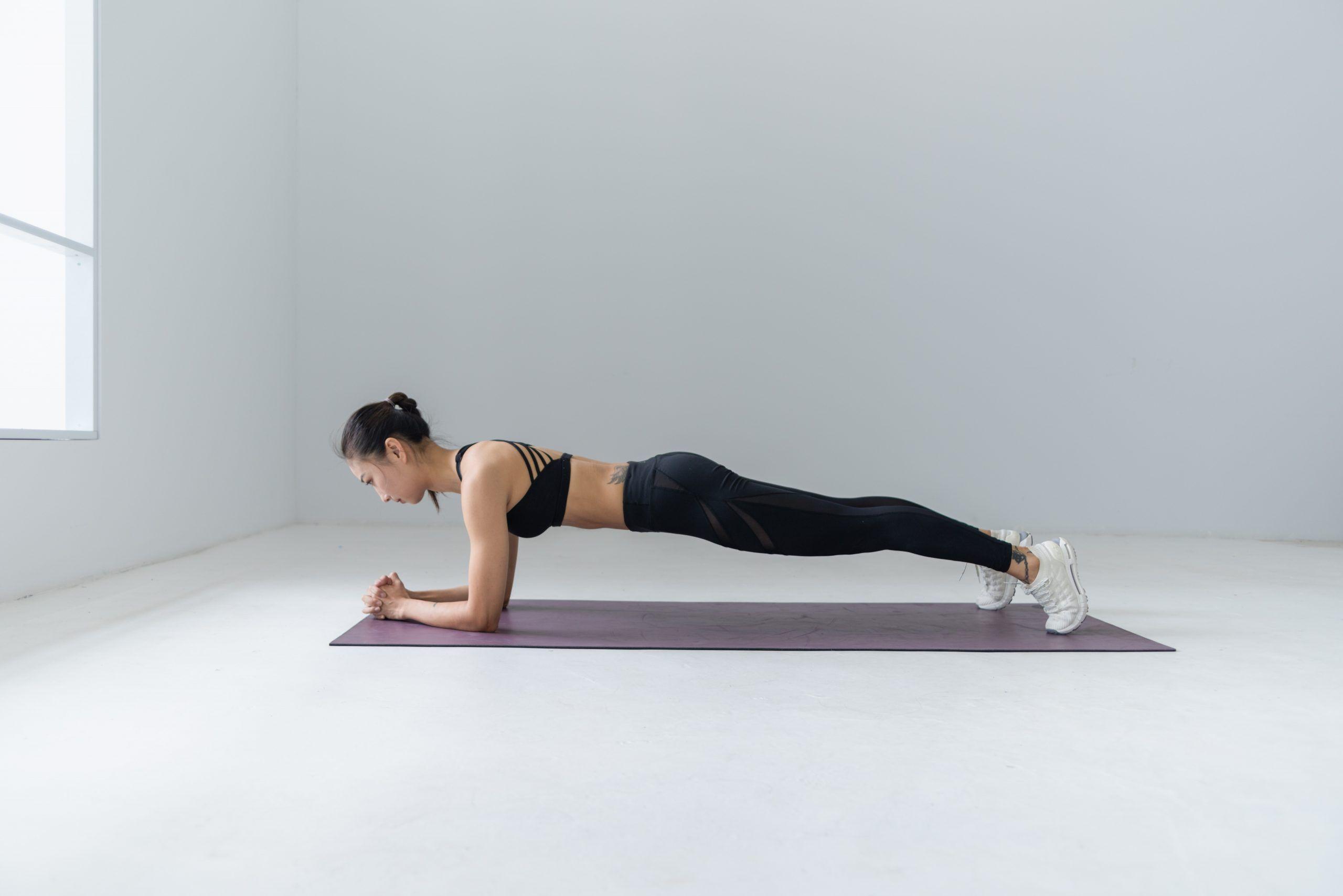 plancha aeróbica