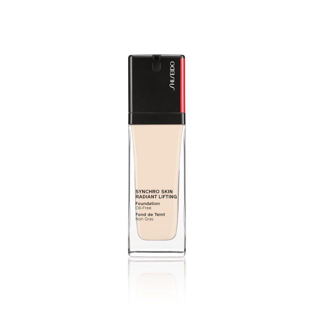 mejores productos de maquillaje Synchro Skin Radiant Lifting Foundation de Shiseido
